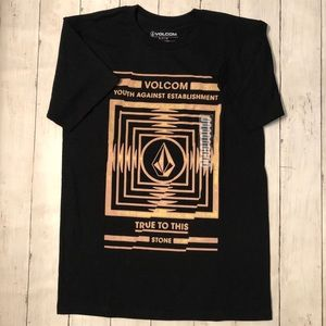 Volcom Graphic printed T-shirt in various colors